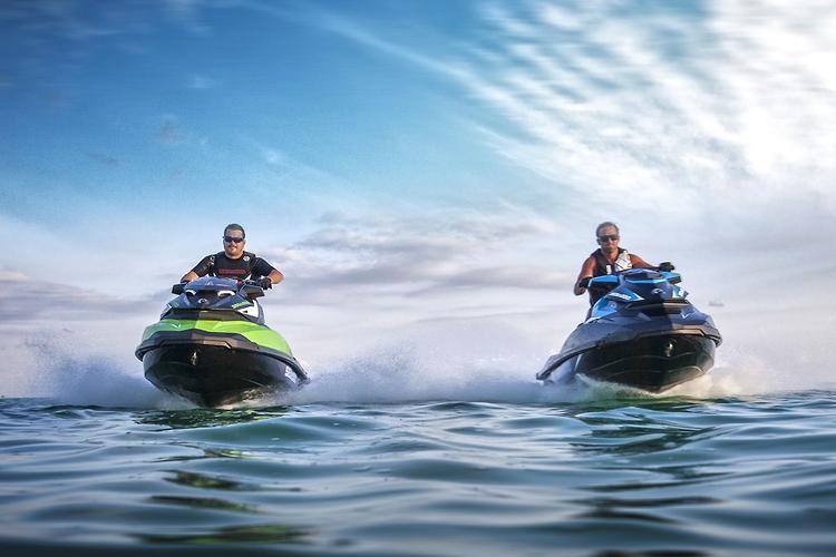 2017 Sea-Doo GTR 230 and GTR-X 230: Watercraft Review - www