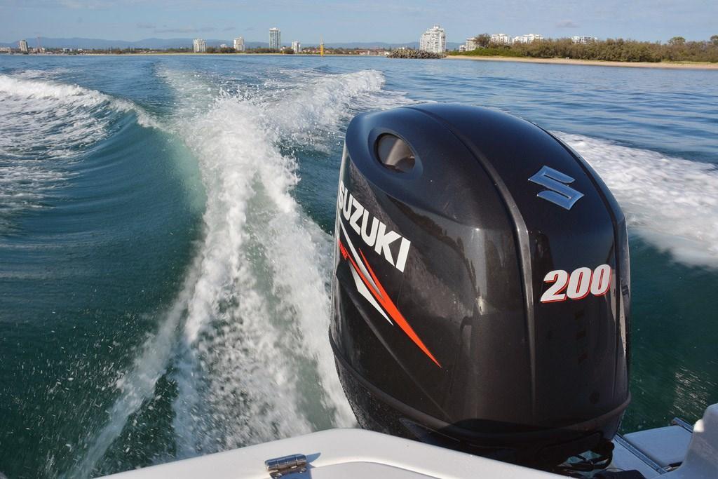 Suzuki 200hp Four-Stroke: Engine Review - www boatsales com au