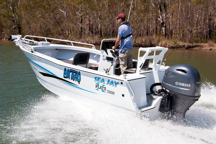 Engine Tests: 2014 Yamaha F115B and F175A - www boatsales com au