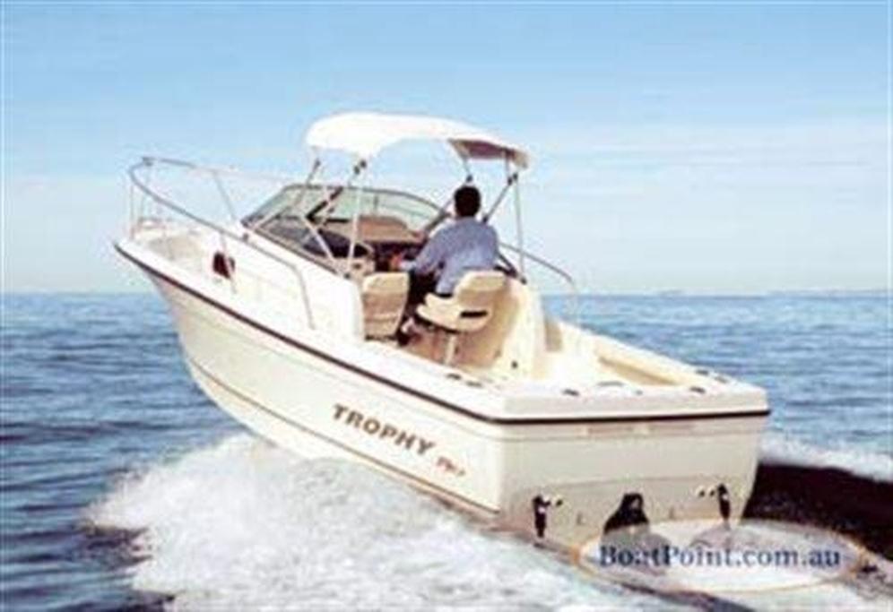 Bayliner Trophy Pro 2052 - www boatsales com au