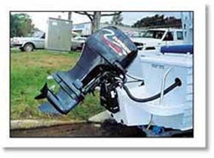 OMC Evinrude's new Suzuki-designed four-strokes - www