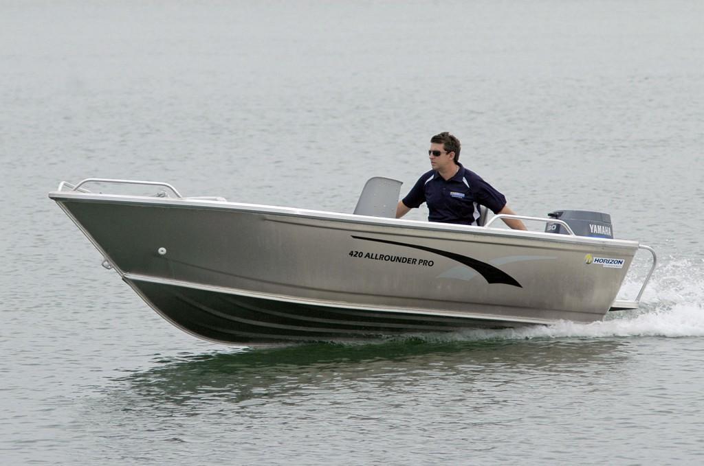 Horizon Allrounder 420 Pro - www boatsales com au