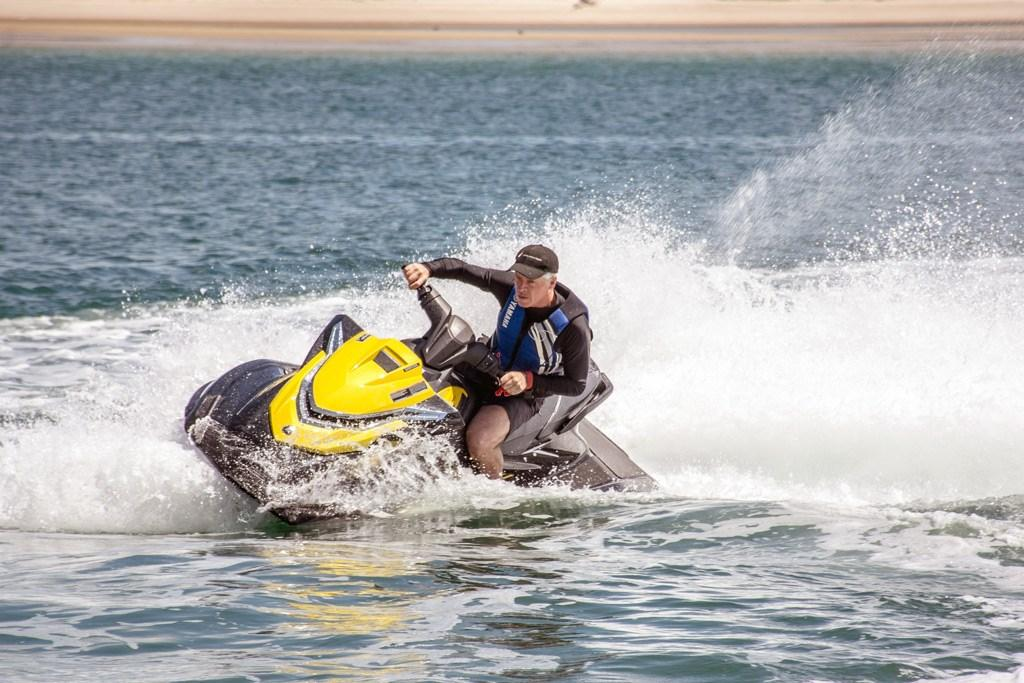 2015 Yamaha VXR WaveRunner: Review - www boatsales com au