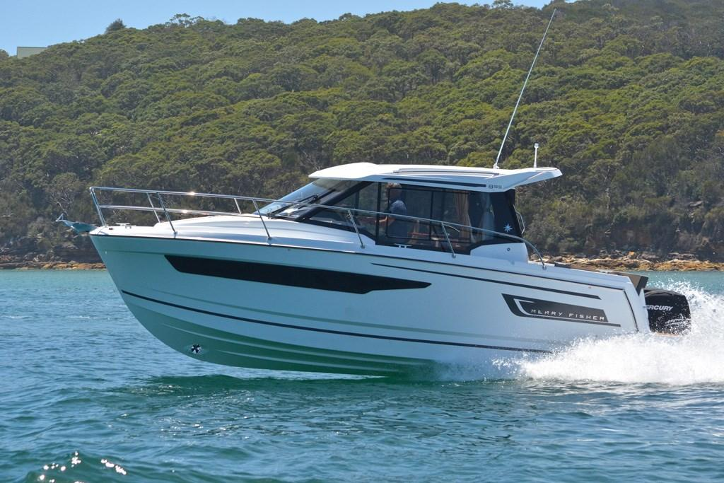 Jeanneau Merry Fisher 895: Review - www boatsales com au