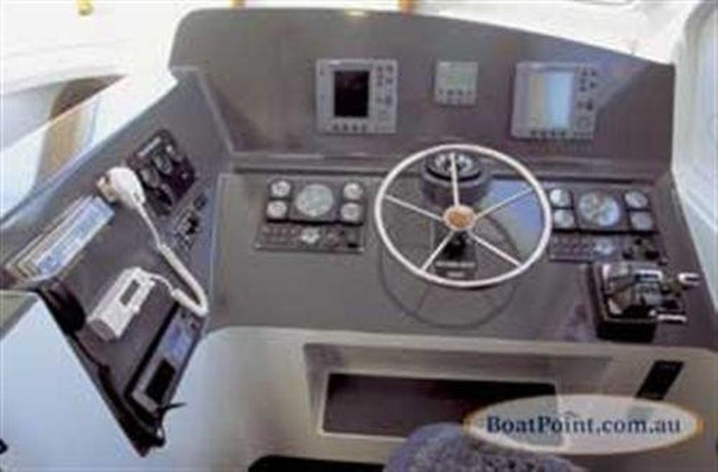 Oceanmaster Ocean Blaster 52 - www boatsales com au