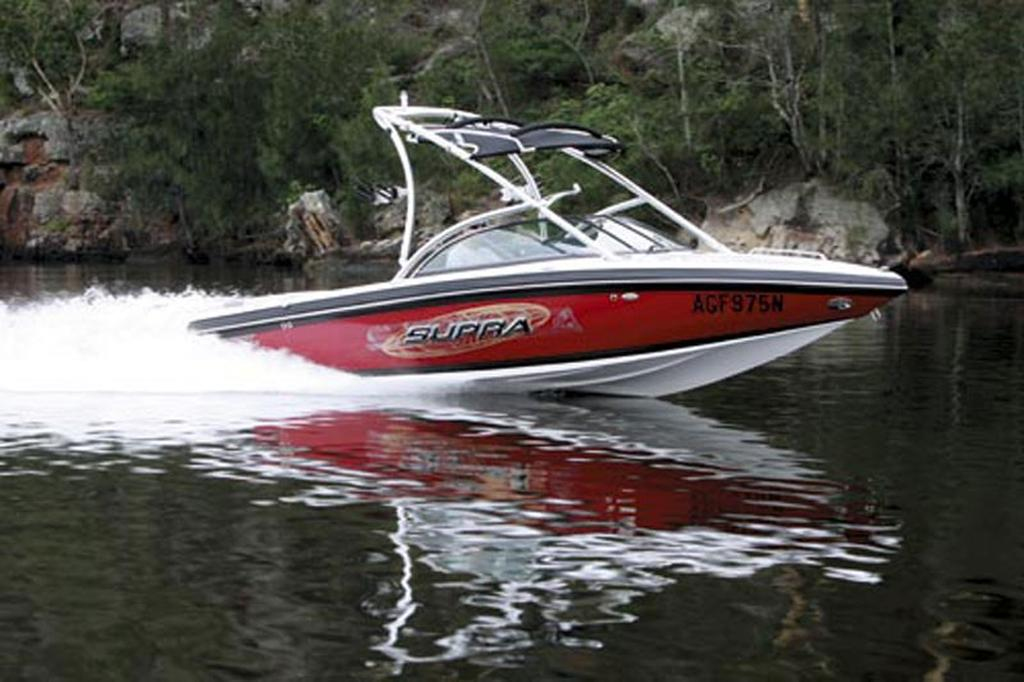 Supra Sunsport 20V - www boatsales com au