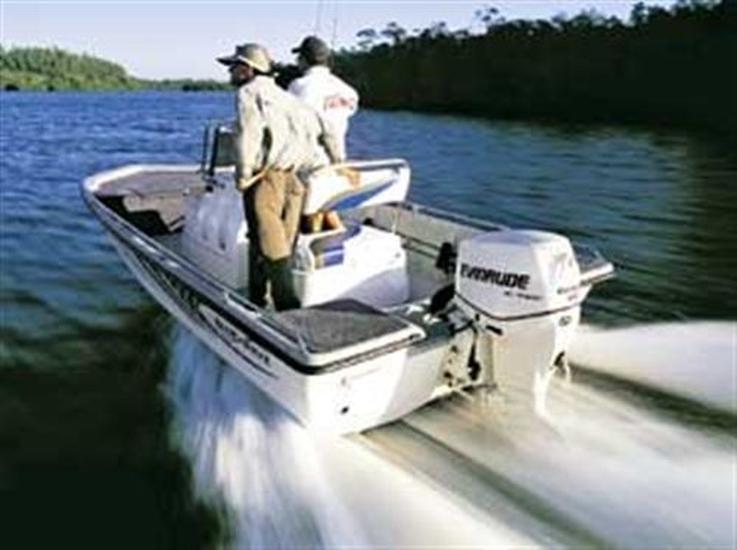 Evinrude E-Tec 90 - www boatsales com au