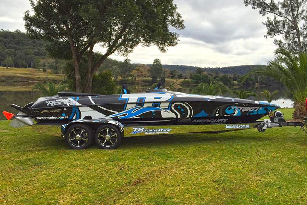The fastest boat of the show! - www boatsales com au