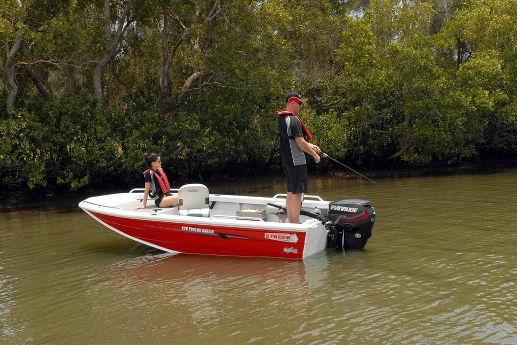 Stacer 429 Proline Angler Fishing Boat Review Www