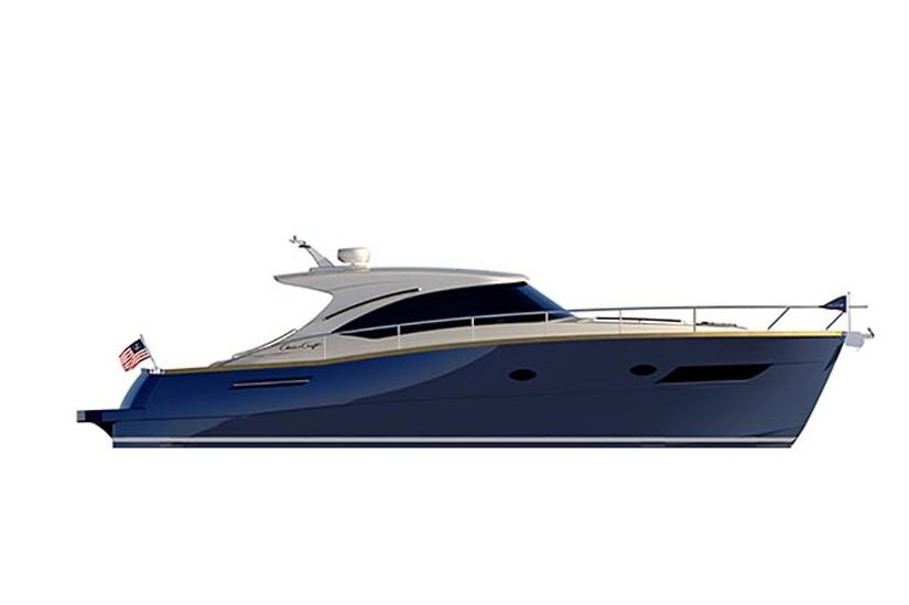 Chris-Craft unveils new Commander 42 - www boatsales com au