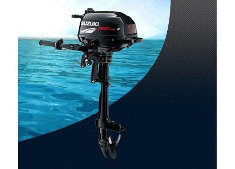 Suzuki DF2 5 - www boatsales com au