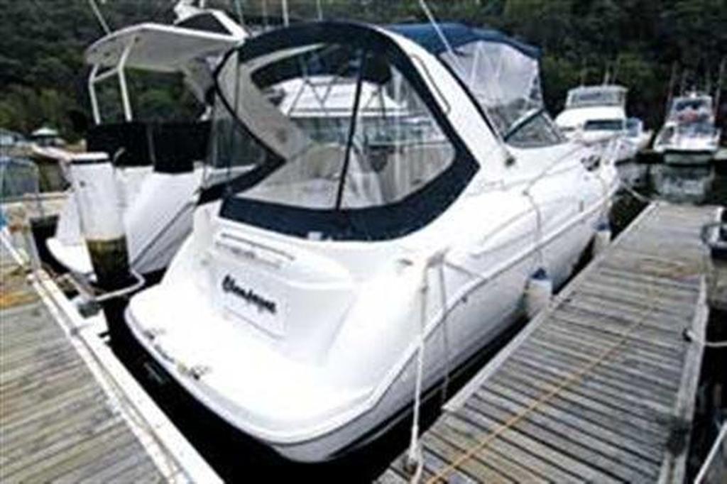 Bayliner Ciera 3055 Used Boat Review - www boatsales com au