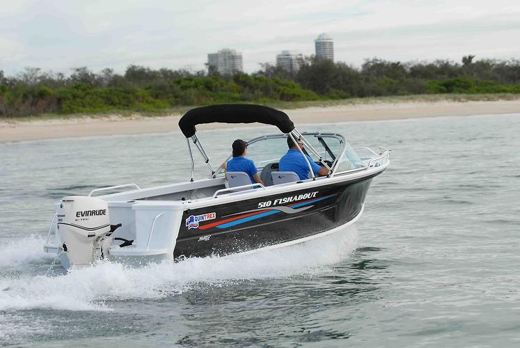 quintrex 510 fishabout www boatsales com au rh boatsales com au Boat Wiring Diagrams Schematics Boat Wiring Diagram for Dummies