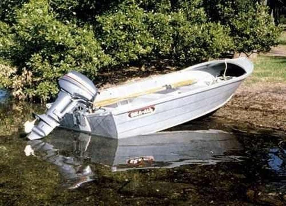 Powering a 12-foot tinny Pt 1 - www boatsales com au