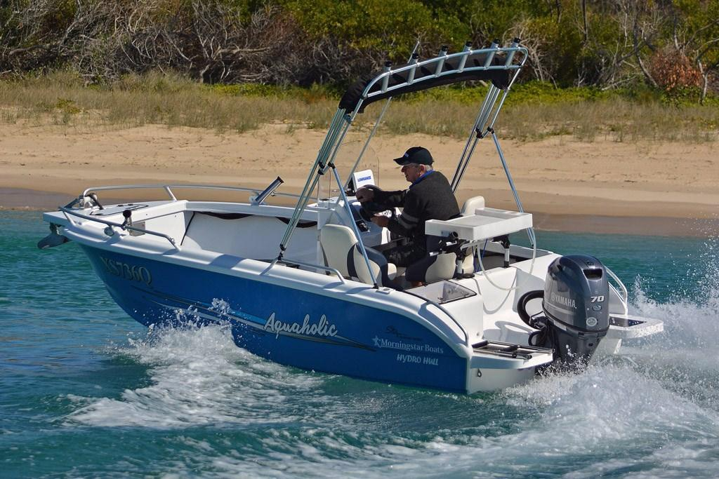 Morningstar Angler 498A: Review - www.boatsales.com.au