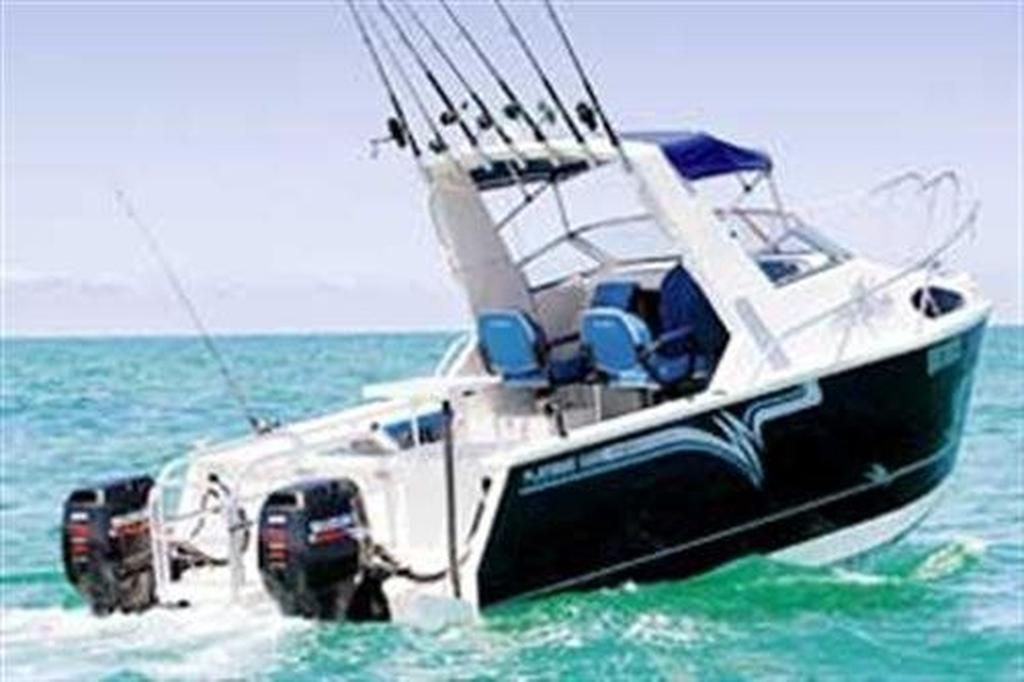 70-80hp four-strokes and DFI two-strokes - www boatsales com au