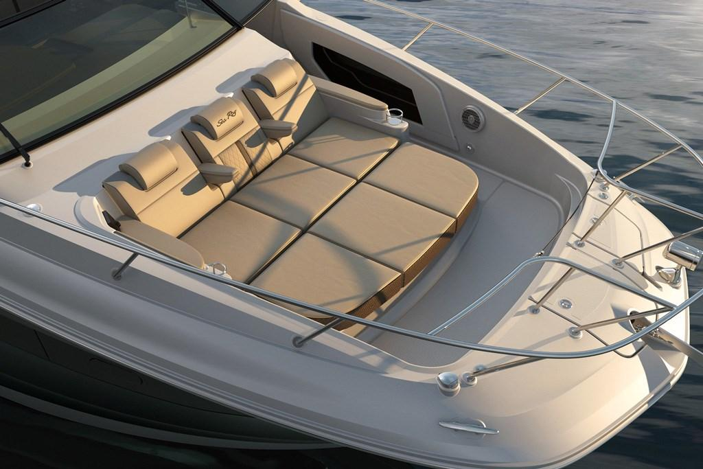 New Sea Ray Sundancer 320 Reinvents The Sport Cruiser Www
