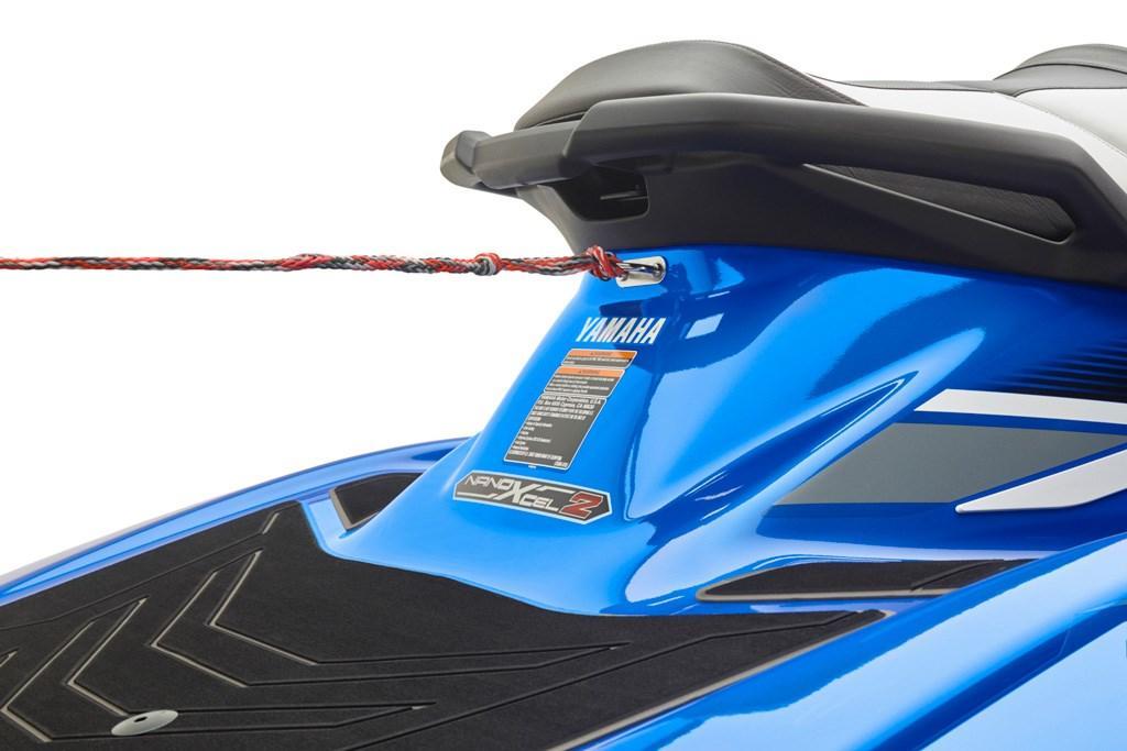 Yamaha Waverunner Supercharged