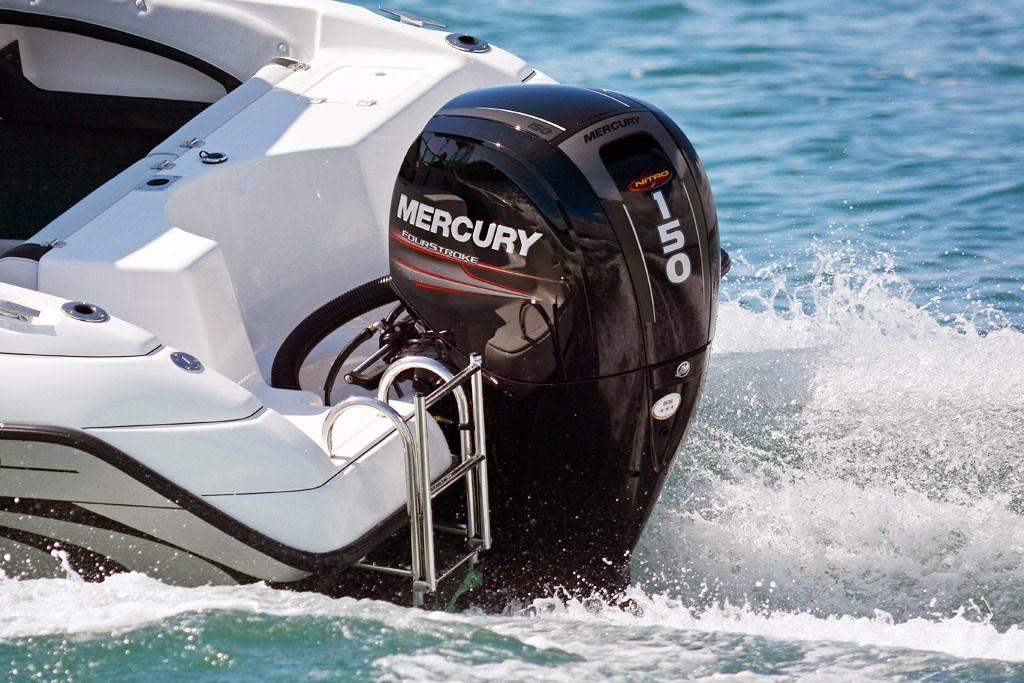 Mercury 150hp FourStroke: Review - www boatsales com au