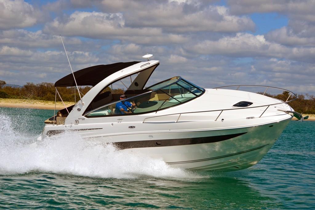 Sea Ray 370 Venture – First Australian Test - www boatsales com au