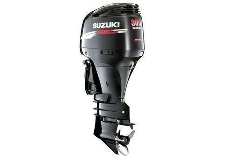 Suzuki DF300 - www boatsales com au