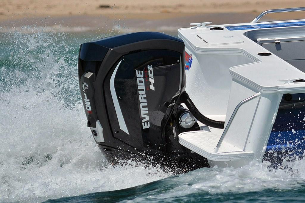 Evinrude E-TEC 150hp G2 H O: Engine Review - www boatsales