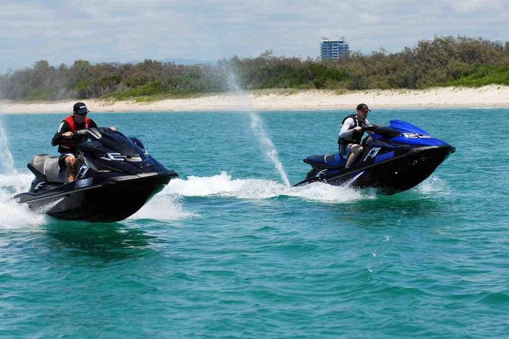 Yamaha waverunner fx svho cruiser and sport boatsales prev next view photos sciox Gallery