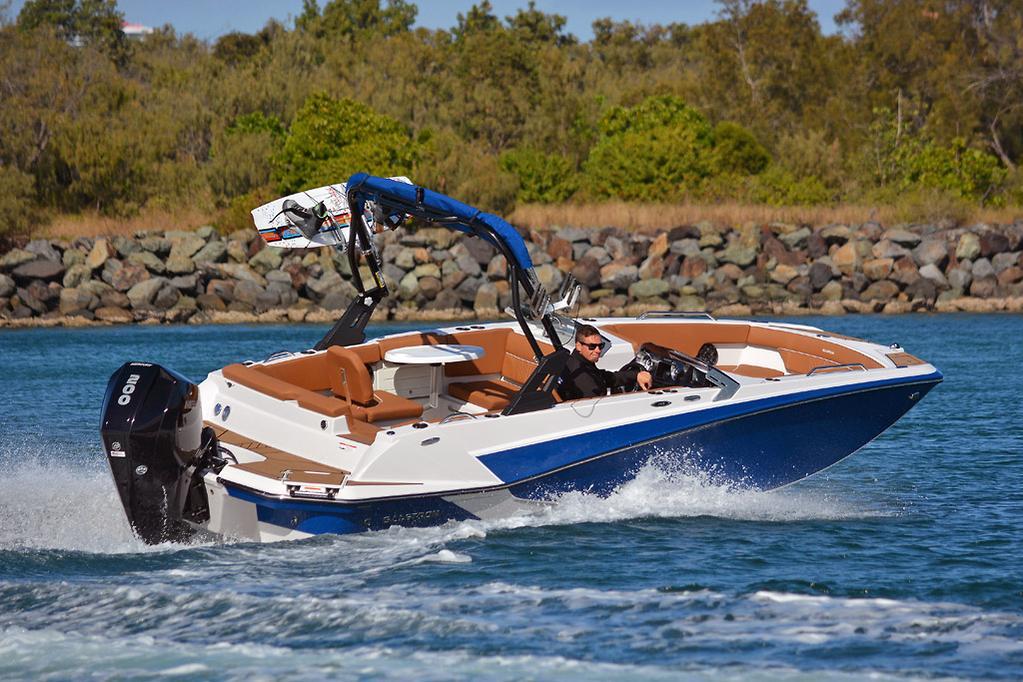 Glastron GTD 200 2018 Review - www boatsales com au