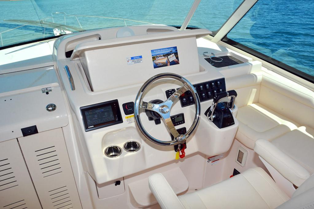 Yamaha Outboard Lacking Power