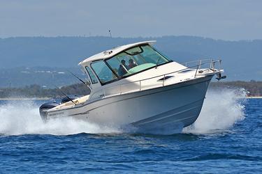 Grady-White Fisherman 236: Review - www boatsales com au
