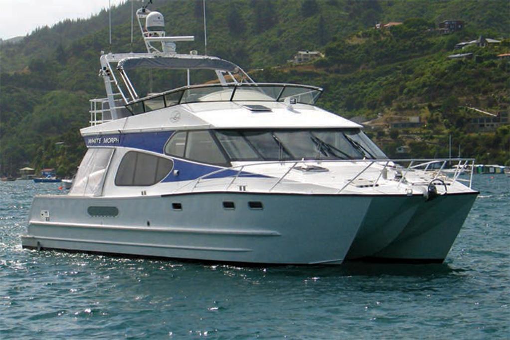 Hamiltonjet Announces Diesel Electric Hybrid Waterjet Trials Www Boatsales Com Au