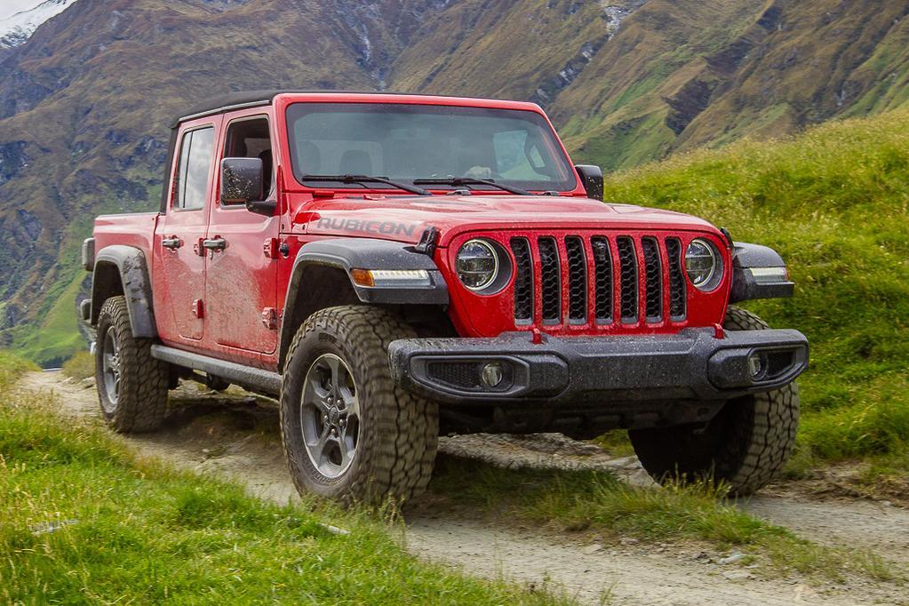 2020 Jeep Gladiator Review Www Boatsales Com Au