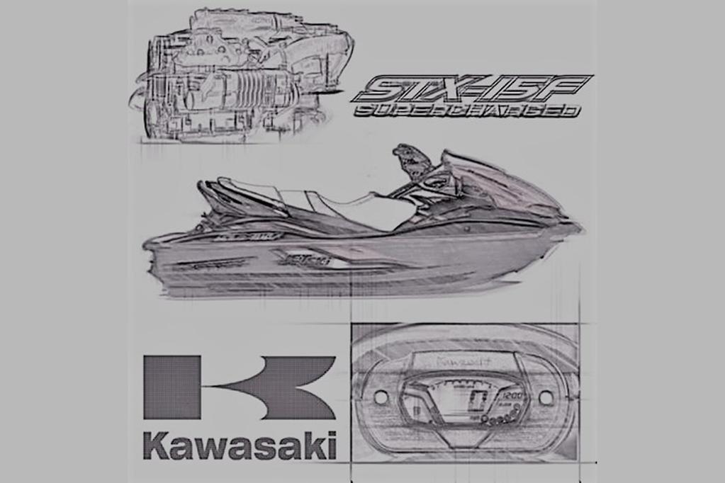 Kawasaki to add cheaper supercharged model to its jet ski range