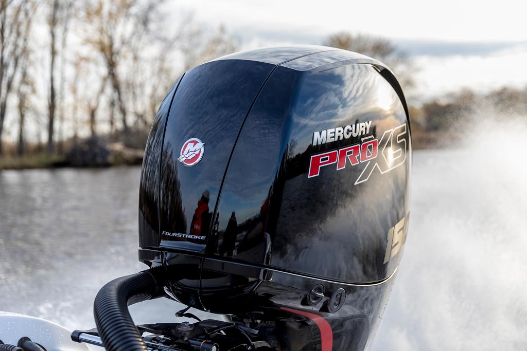 New high-performance 150hp Mercury Pro XS FourStroke Outboard - www