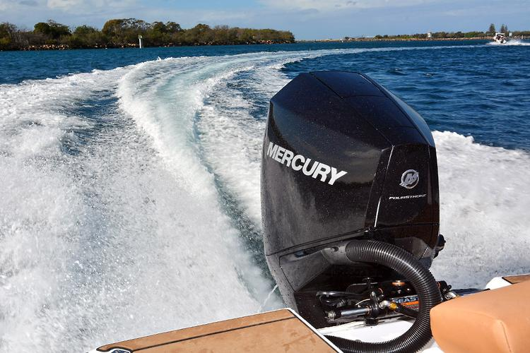 Five things we like: Mercury 175-225hp V6 four-stroke outboards
