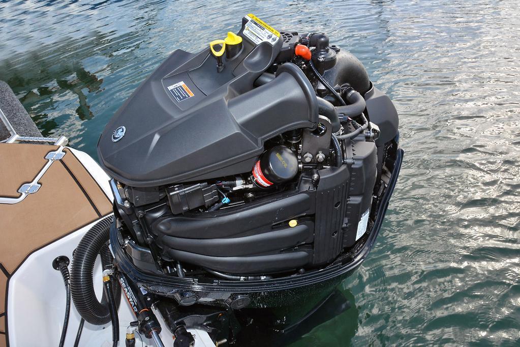 Five things we like: Mercury 175-225hp V6 four-stroke