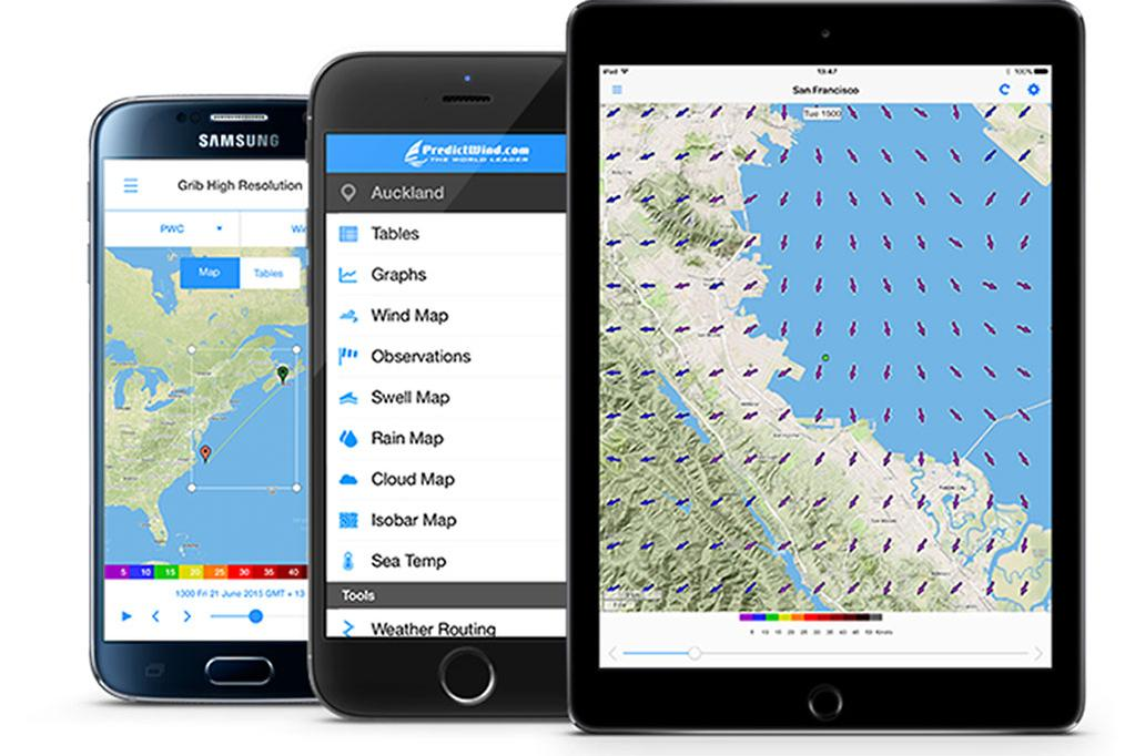 The top smartphone apps for boating - www boatsales com au