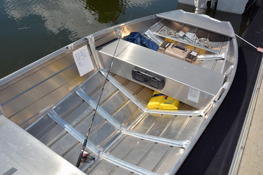 Quintrex 350 Outback Explorer Review - www boatsales com au