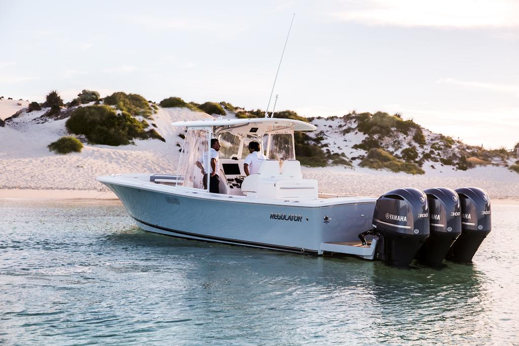 The top 10 new centre consoles for fishing and family