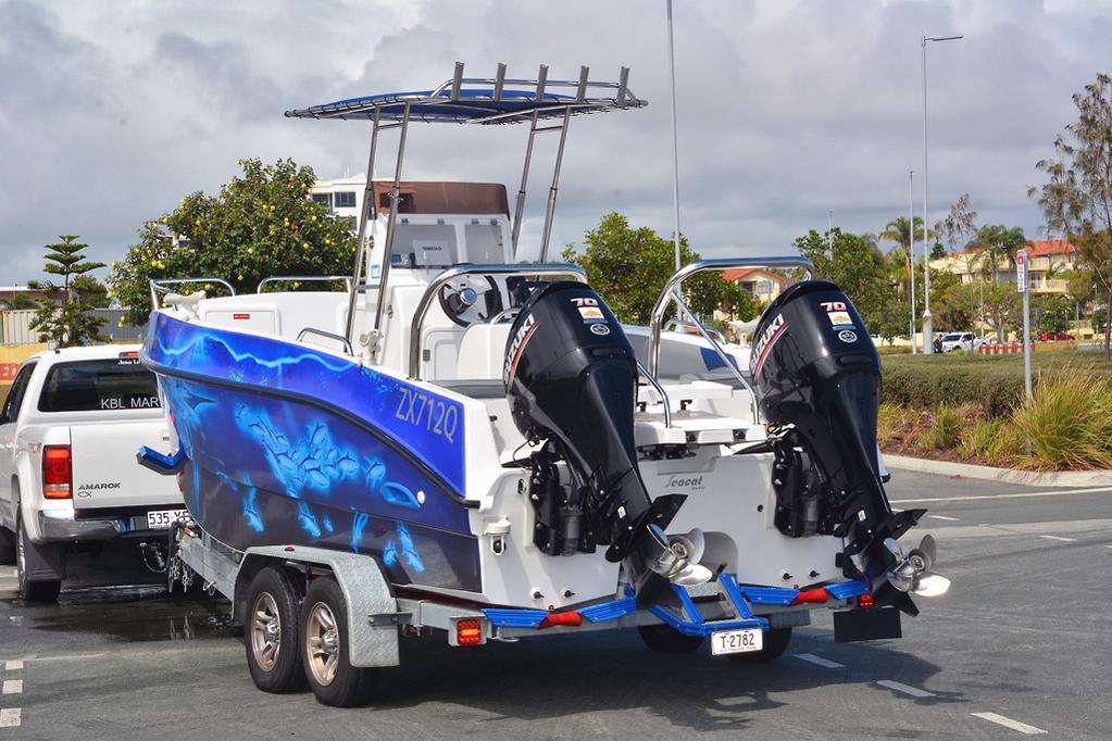 2019 Sea Cat 565CC review - www boatsales com au