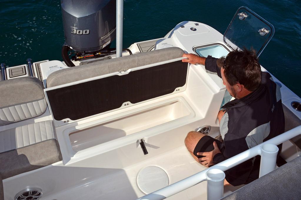 Sea Fox 248 Commander 2018 Review - www boatsales com au