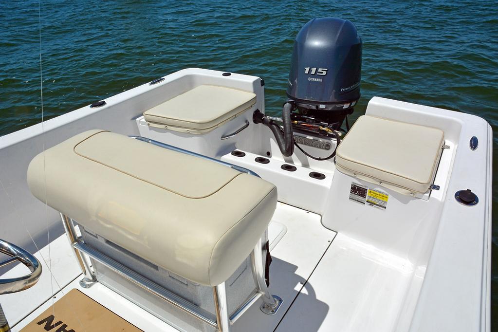 Sportsman Island Reef 19 Review - www boatsales com au