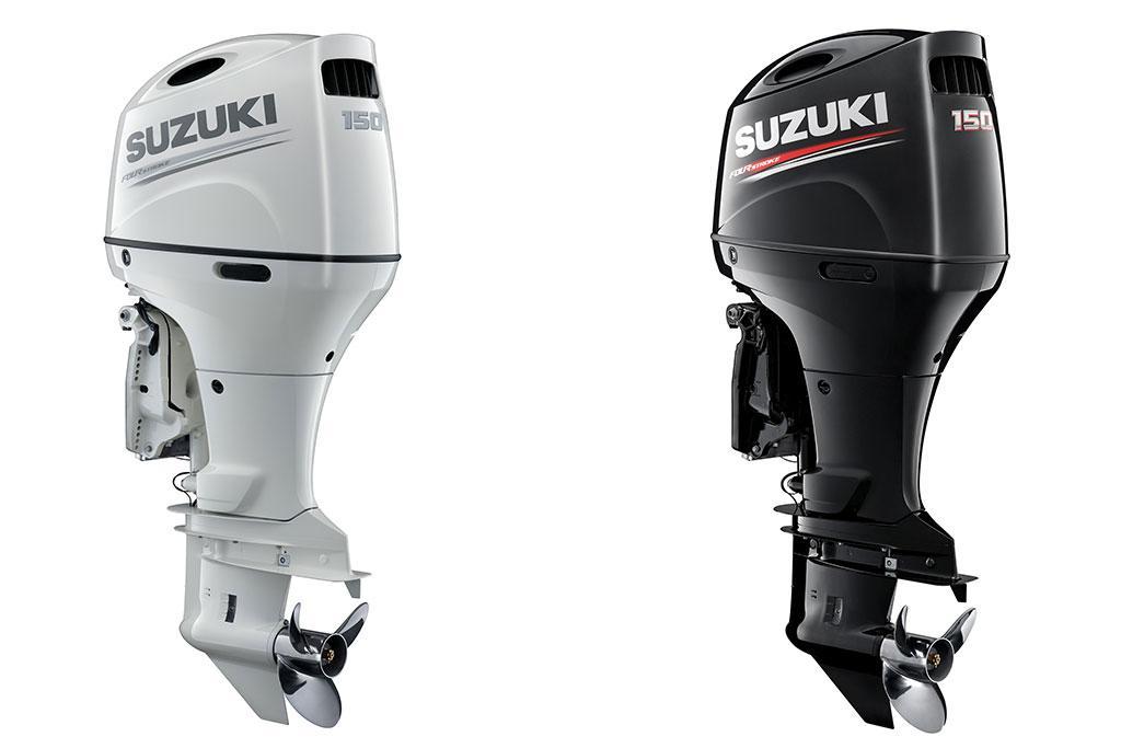 Suzuki brings big improvements to 150hp, 175hp outboard