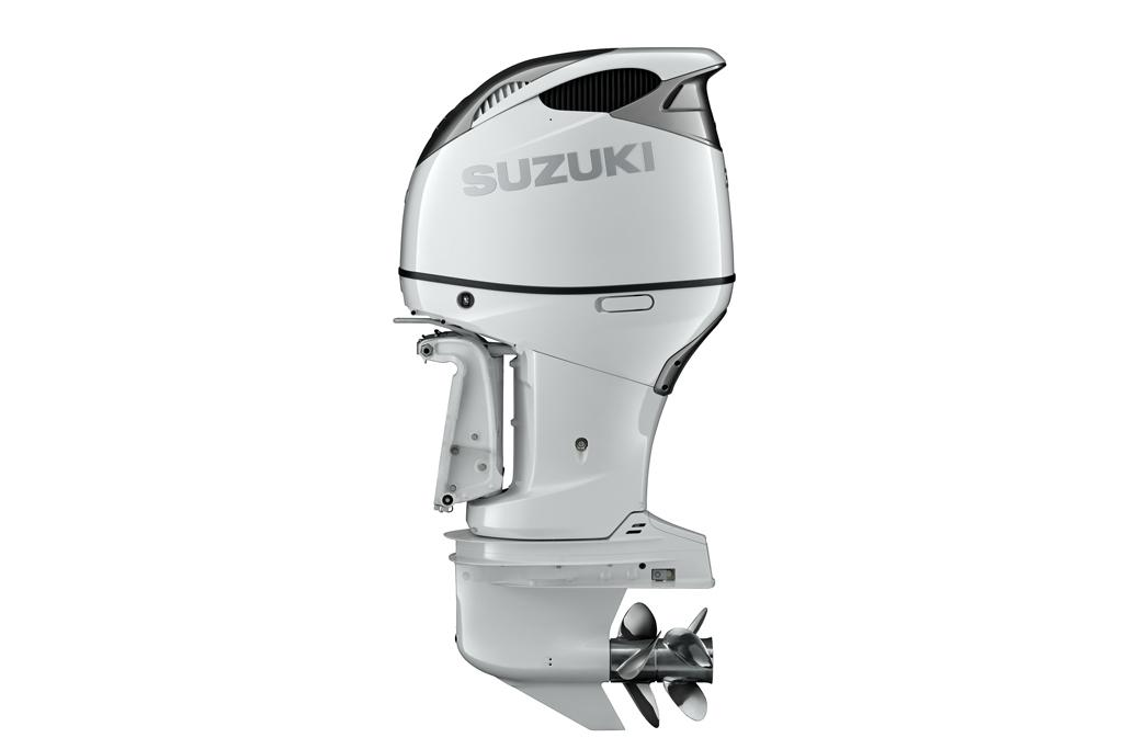 Revolutionary new Suzuki DF325A runs on regular fuel - www
