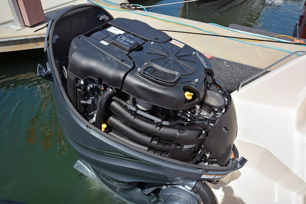 Yamaha 425 Outboard Fuel Consumption