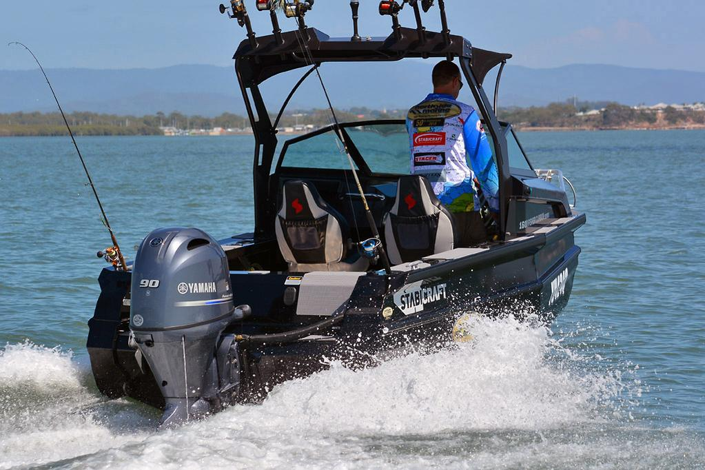 Five things we like: Yamaha 90hp four-stroke outboard - www