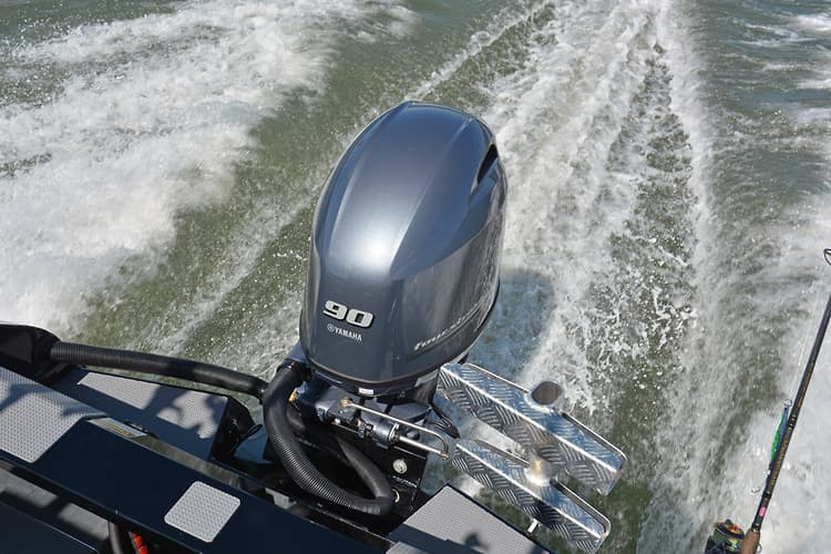 Five things we like: Yamaha 90hp four-stroke outboard - www