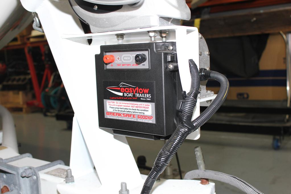 5 things you need to know about trailer brakes: Towing
