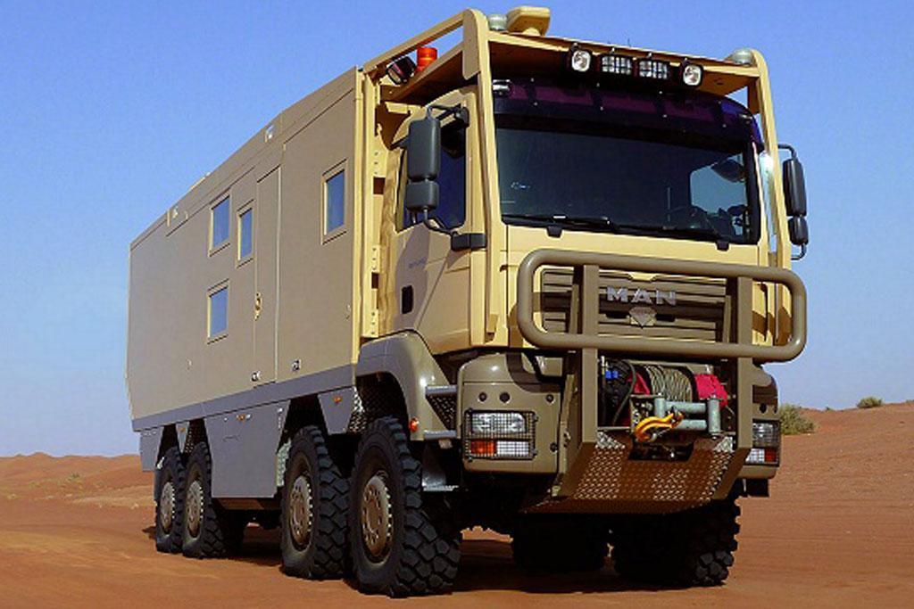 Australia's priciest motorhome nearing completion - www
