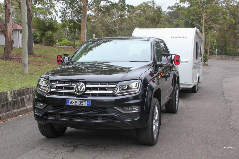 VW slashes price of V6 Amarok tow tug - www